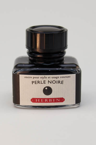 J. Herbin Perle Noire Ink - 30ml Bottle