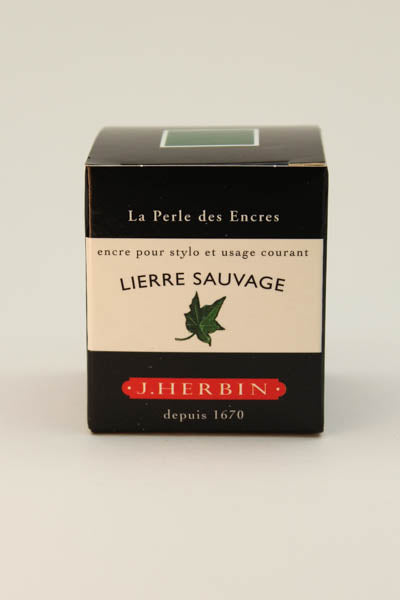 J. Herbin Lierre Sauvage Ink - 30ml Bottle