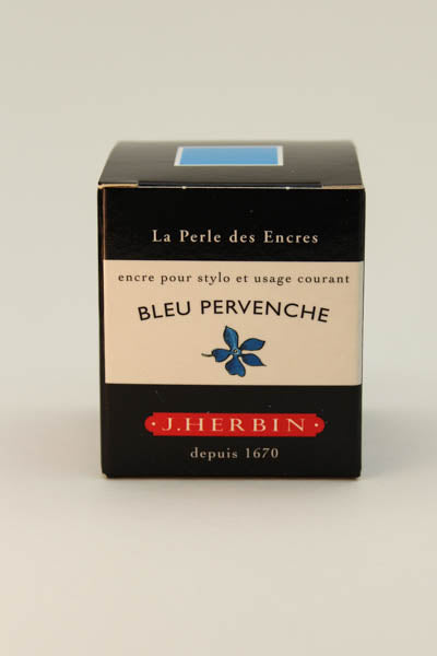 J. Herbin Bleu Pervenche Ink - 30ml Bottle