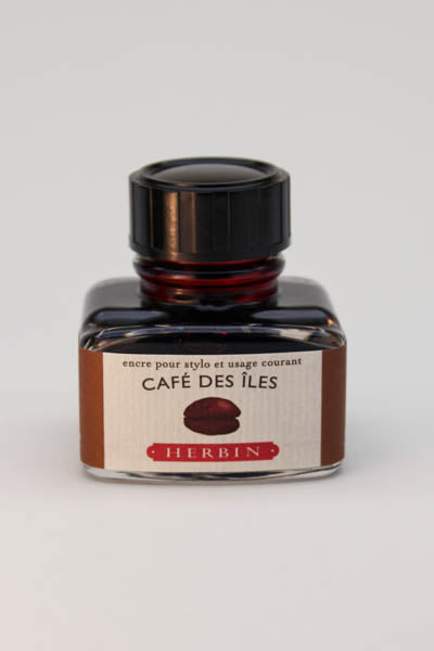 J. Herbin Cafe des Iles Ink - 30ml Bottle