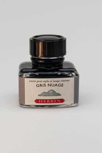 J. Herbin Gris Nuage Ink - 30ml Bottle