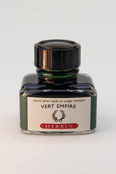 J. Herbin Vert Empire Ink - 30ml Bottle