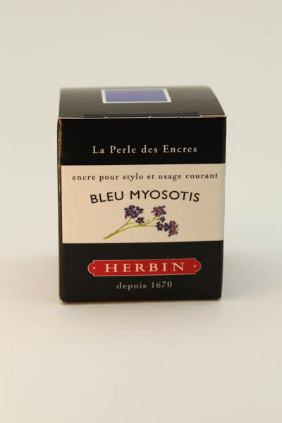 J. Herbin Bleu Myosotis Ink - 30ml Bottle