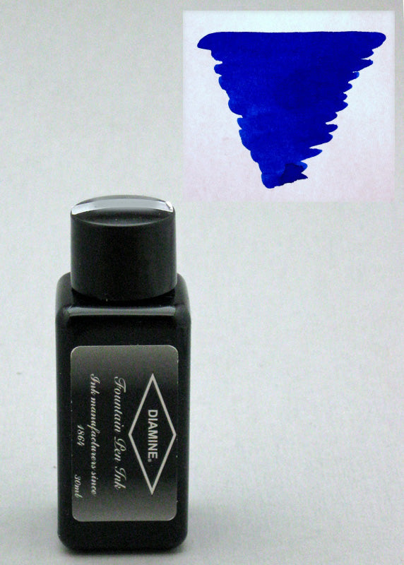 Diamine Sapphire Blue Ink - 30ml Bottle