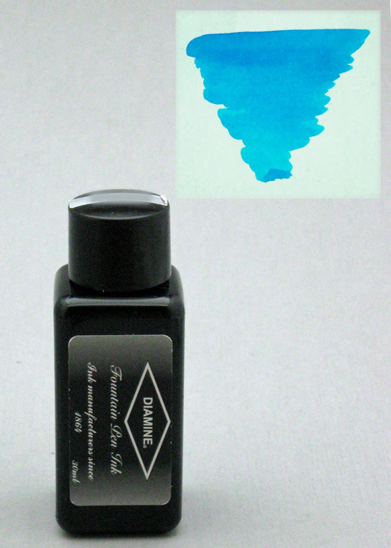 Diamine Turquoise Ink - 30ml Bottle