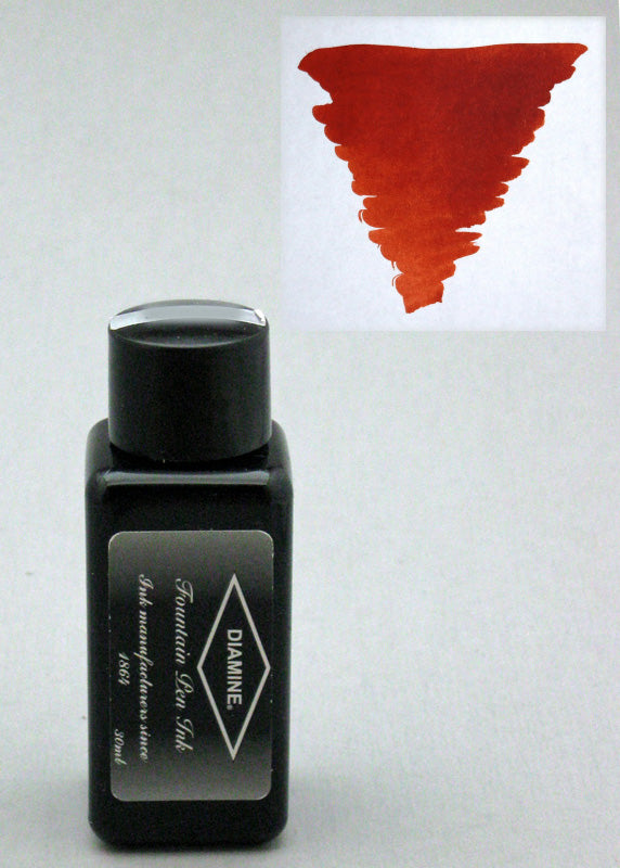Diamine Ancient Copper Ink - 30ml Bottle