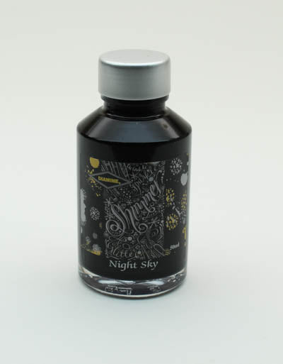 Diamine Night Sky Ink 50-ml Bottle