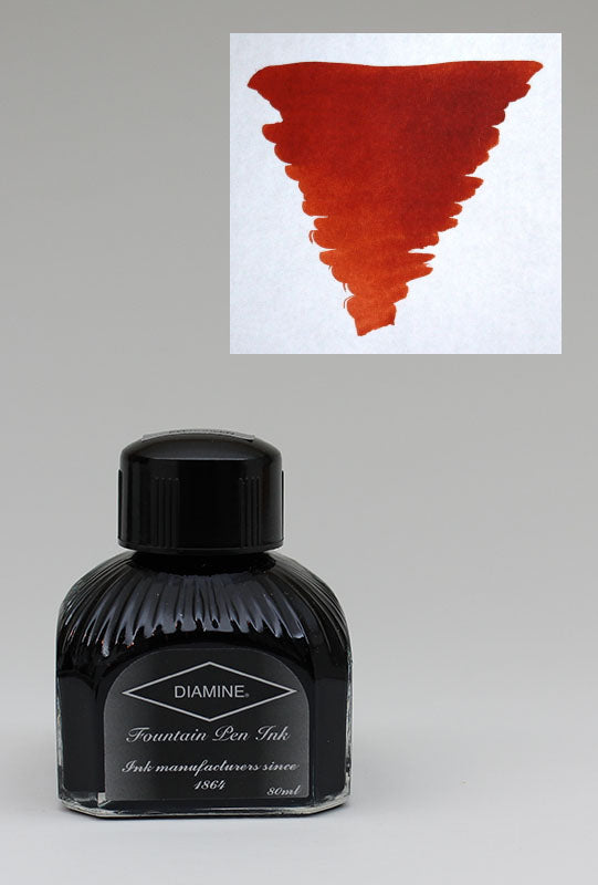 Diamine Ancient Copper Ink - 80ml Bottle