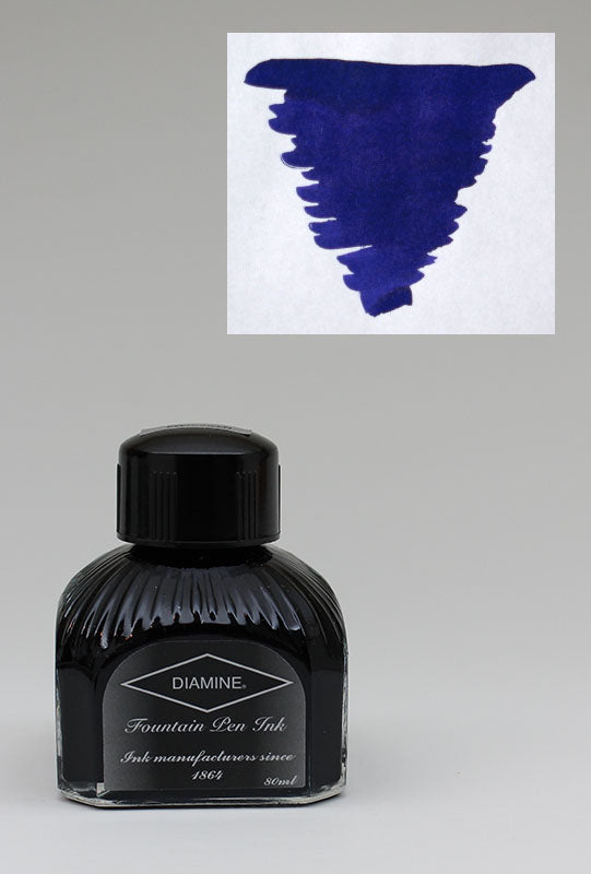 Diamine Bilberry Ink - 80ml Bottle