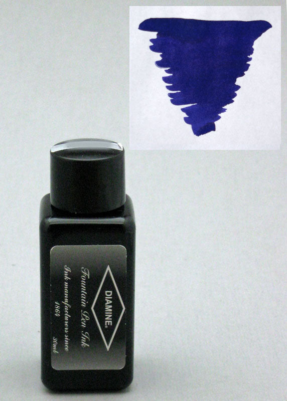 Diamine Bilberry Ink - 30ml Bottle