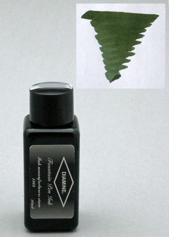 Diamine Evergreen Ink - 30ml Bottle