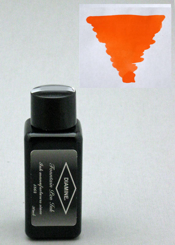 Diamine Peach Haze Ink - 30ml Bottle