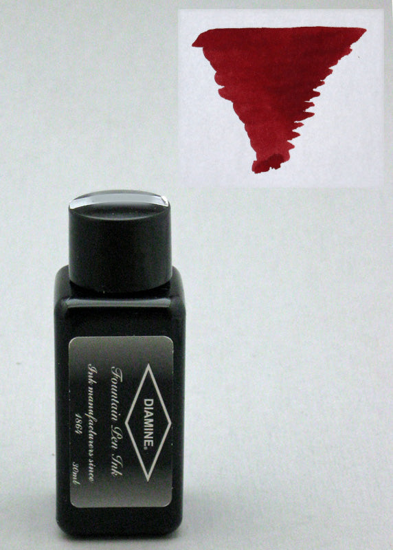 Diamine Oxblood - 30ml Bottle