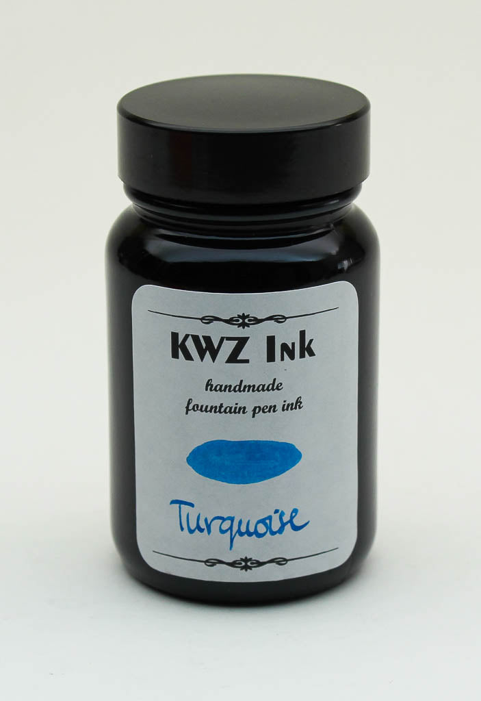 KWZ Turquoise Ink - 60ml Bottle