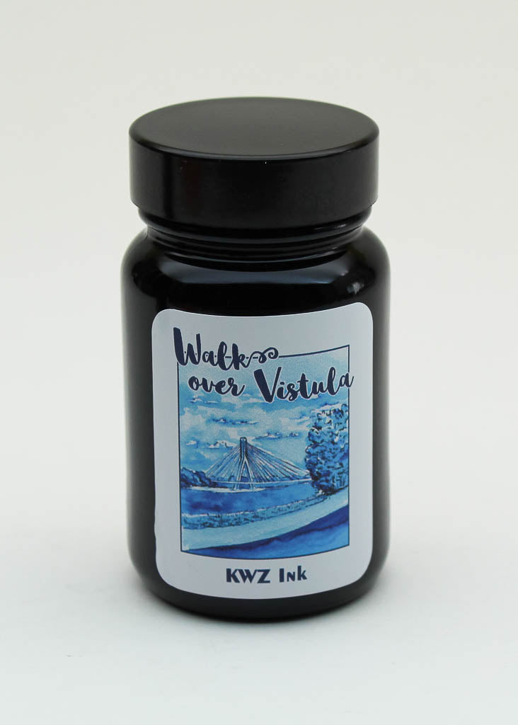 KWZ Walk Over Vistula Ink - 60ml Bottle