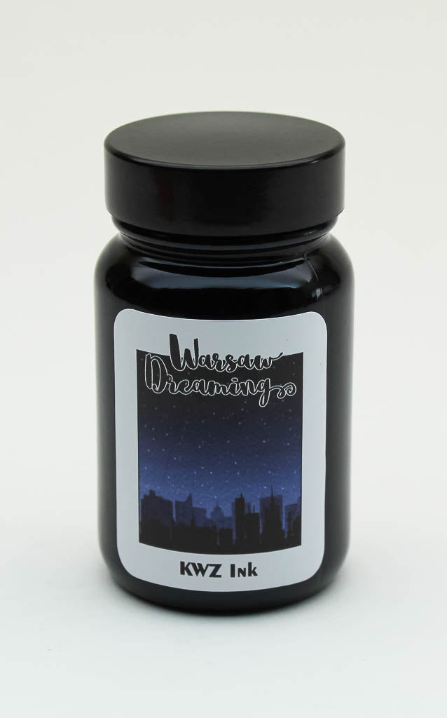 KWZ Warsaw Dreaming Ink - 60ml Bottle