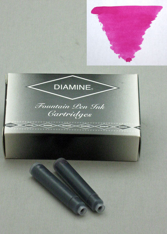 Diamine Claret Ink - Cartridges