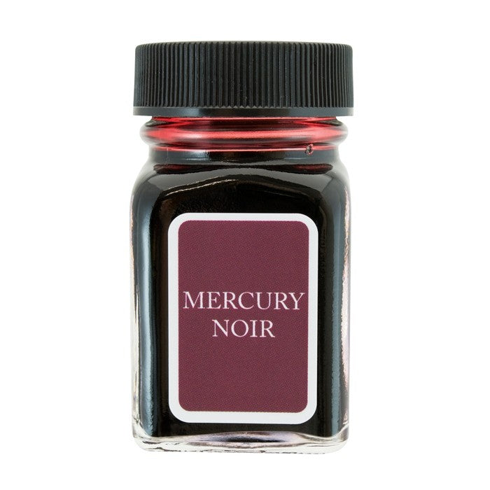 Monteverde Mercury-Noir Ink - 30ml Bottle