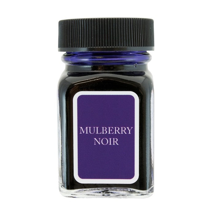 Monteverde Mulberry-Noir Ink - 30ml Bottle