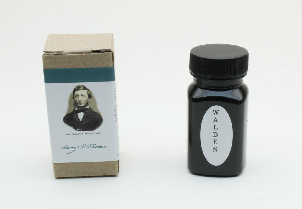 Organics Studio Henry David Thoreau Teal Ink - 55ml