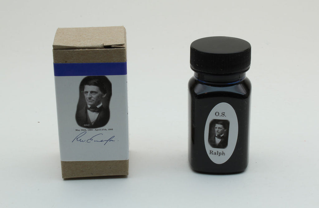 Organics Studio Ralph Waldo Emerson Twilight Blue Ink - 55ml