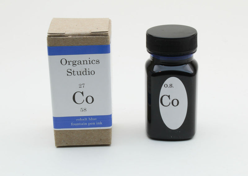 Organics Studio Cobalt Blue Ink - 55ml