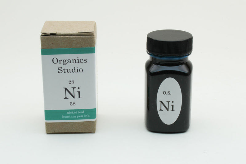 Organics Studio Nickel Teal Ink - 55ml