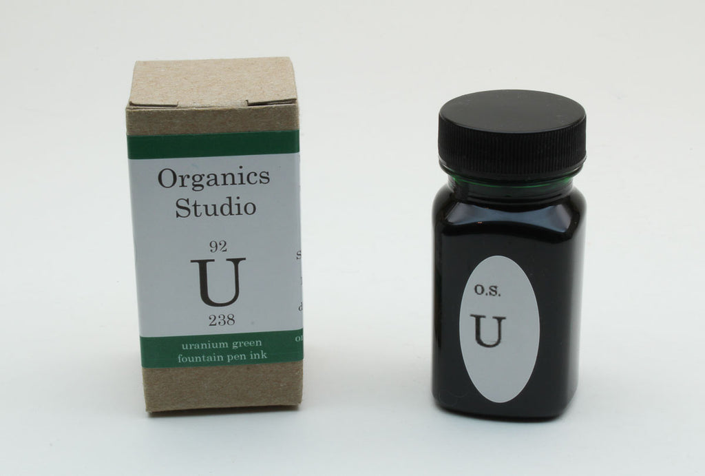 Organics Studio Uranium Green Ink - 55ml