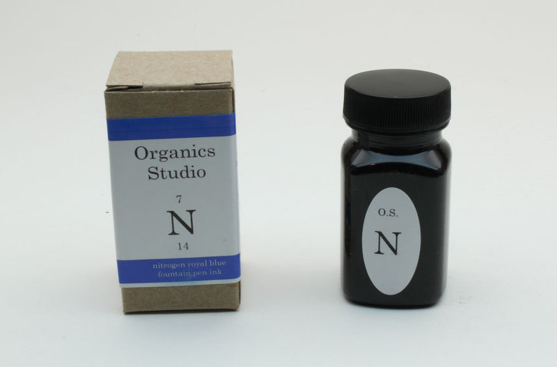 Organics Studio Nitrogen Royal Blue Ink - 55ml
