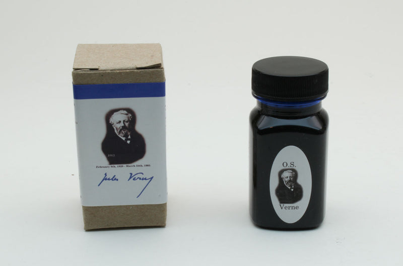 Organics Studio Jules Verne Royal Blue Ink - 55ml