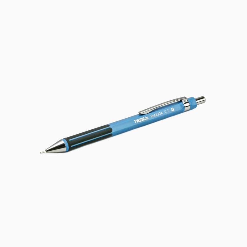 TWSBI Jr. Pagoda Mechanical Pencil Blue - 0.5mm