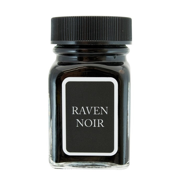 Monteverde Raven-Noir Ink - 30ml Bottle