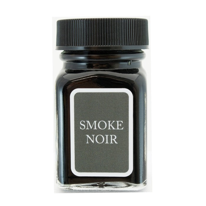Monteverde Smoke-Noir Ink - 30ml Bottle