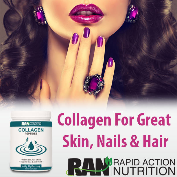 Collagen For Great Skin, Nails & Hair