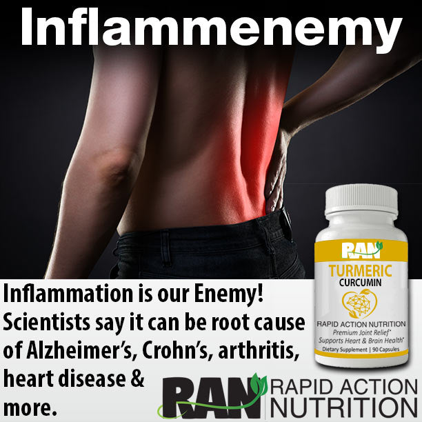 Inflammation is our Enemy!