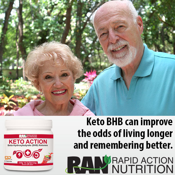 Can Keto BHB Help You Live Longer?