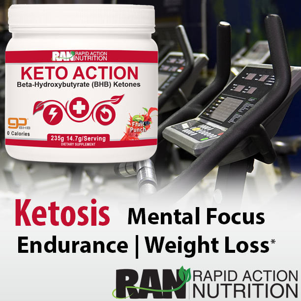 Ketosis - Mental focus - Endurance - Weight Loss
