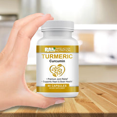 Turmeric Curcumin Special - Relief of Joint Pain & Inflammation (No Coupons)