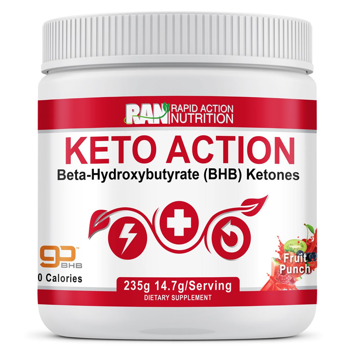 Description Ingredients Why Buy From Us Delivery and ReturnsKeto BHB (Beta-Hydroxybutyrate) isan exogenousketone supplement. Our bodies naturally produceketones and BHB is 1 type.Exogenous means that it is created outside of one's body. High levels of ketones put you in a state of ketosis which is when your body burns fat for fuel instead of carbohydrates.We can naturally get to ketosis by depriving the body of carbs. When you exercise in ketosis, you will increase the body fat you burn and also preserve your muscle tissue. Many people who are trying to lose weight will combine ketone supplements with their regular workout.Research also indicates that there are several other benefits from Keto BHB. Increased mental focus, more physical endurance and stabilized mood are some. It may also help with symptoms of epilepsy and diabetes.Before taking Keto BHB or any supplement, always talk with your physician first to ensure it will not interfere with any current prescription medicines or tr