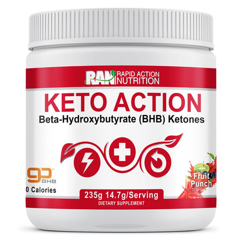 KETO BHB - For Weight Loss & High Energy Level