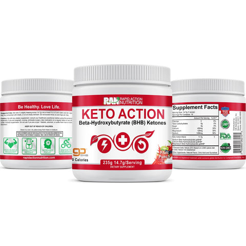 KETO BHB Instagram Deal - For Weight Loss & High Energy Level