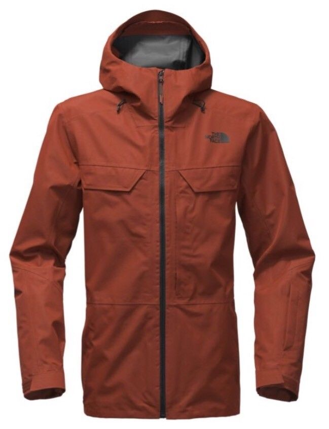 69d56f3eb $449 NWT The North Face 3L Triclimate Jacket 3 In 1 Ski Coat Brandy Brown  Mens M