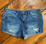 Blank NYC The Astor High Rise Shorts Sz 30 (F)