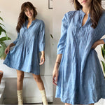 CP Shades Chambray Dress Sz XS