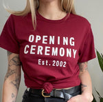 Opening Ceremony T-Shirt Sz Medium (F)