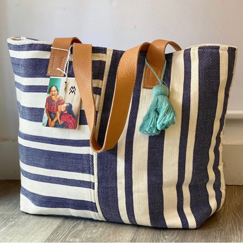 Mercado Global Woven Tote