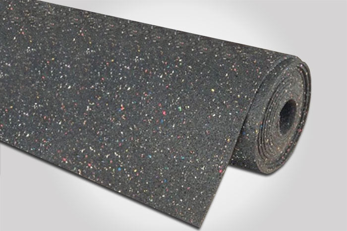 5mm Recycled Rubber Underlayment