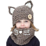 """Toddler Cat"" Winterset - CrazyCatmom"