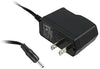 V-INFINITY 4.5V 1A CENTER POSITIVE AC ADAPTER W/SMALL BARREL PLUG - 1.35MM