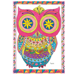 OWL NOTE CARDS